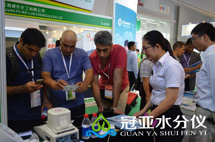 塑料原料水份测定仪